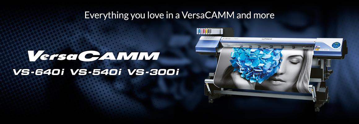 Seria VersaCAMM VS-i