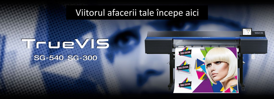 TrueVIS SG-540 / SG-300