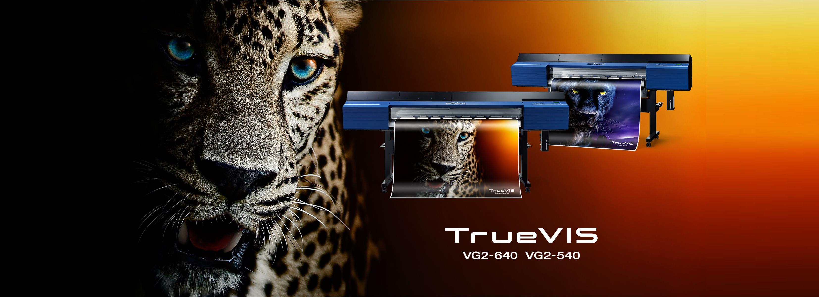 TrueVis VG2-640 / VG2-540